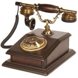 Büro Ceviz Ahşap Telefon