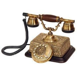 Şato Eskitme Ahşap Telefon