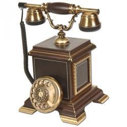 Derili Saray Konak Ahşap Telefon