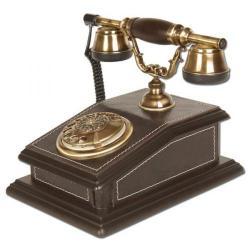 Derili Büro Ahşap Telefon