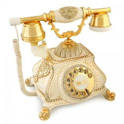 Meltem Şampanya Swarovski Taşlı Telefon