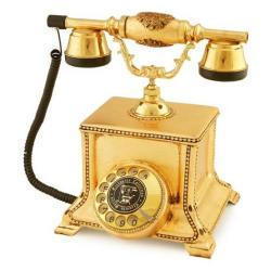 Konak Altın Varaklı Telefon