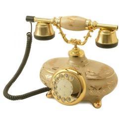 Porselen İtalyan Klasik Telefon