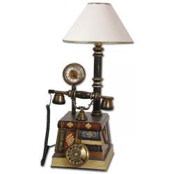 Kitap Abajurlu Klasik Telefon