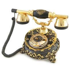 Villa Antik Ayaklı Siyah VaraklıTelefon