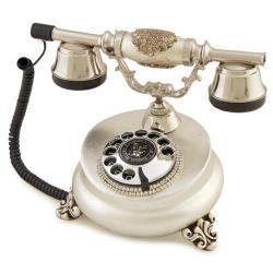 Villa Ayaklı Gümüş Varaklı Telefon