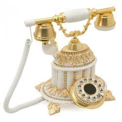 Hisar Varaklı Swarovski Taşlı Telefon