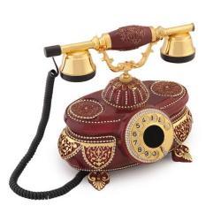 Venüs Bordo Swarovski Taşlı Telefon