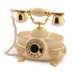 Venüs Şampanya Varaklı Telefon