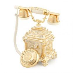 Dolmabahçe Beyaz Altın Telelefon