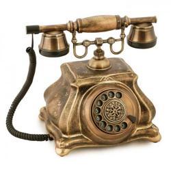 Meltem Ferforje Porselen Telefon