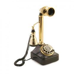 Anna Bell Klasik Çevirmeli Leylek Telefon