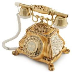 Meltem Mercan Altın Varaklı Telefon