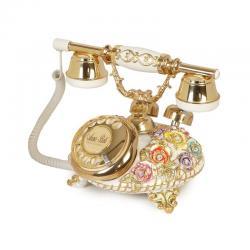 Kabartma Güllü Kubbe Telefon