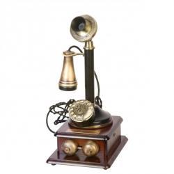 İngiliz Leylek Antika Telefon