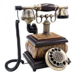 Köşk Ahşap Eskitme Telefon